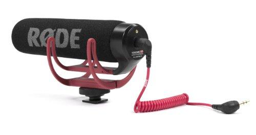 Rode Kamera Mikrofon inkl. Rycote Lyre Halterung