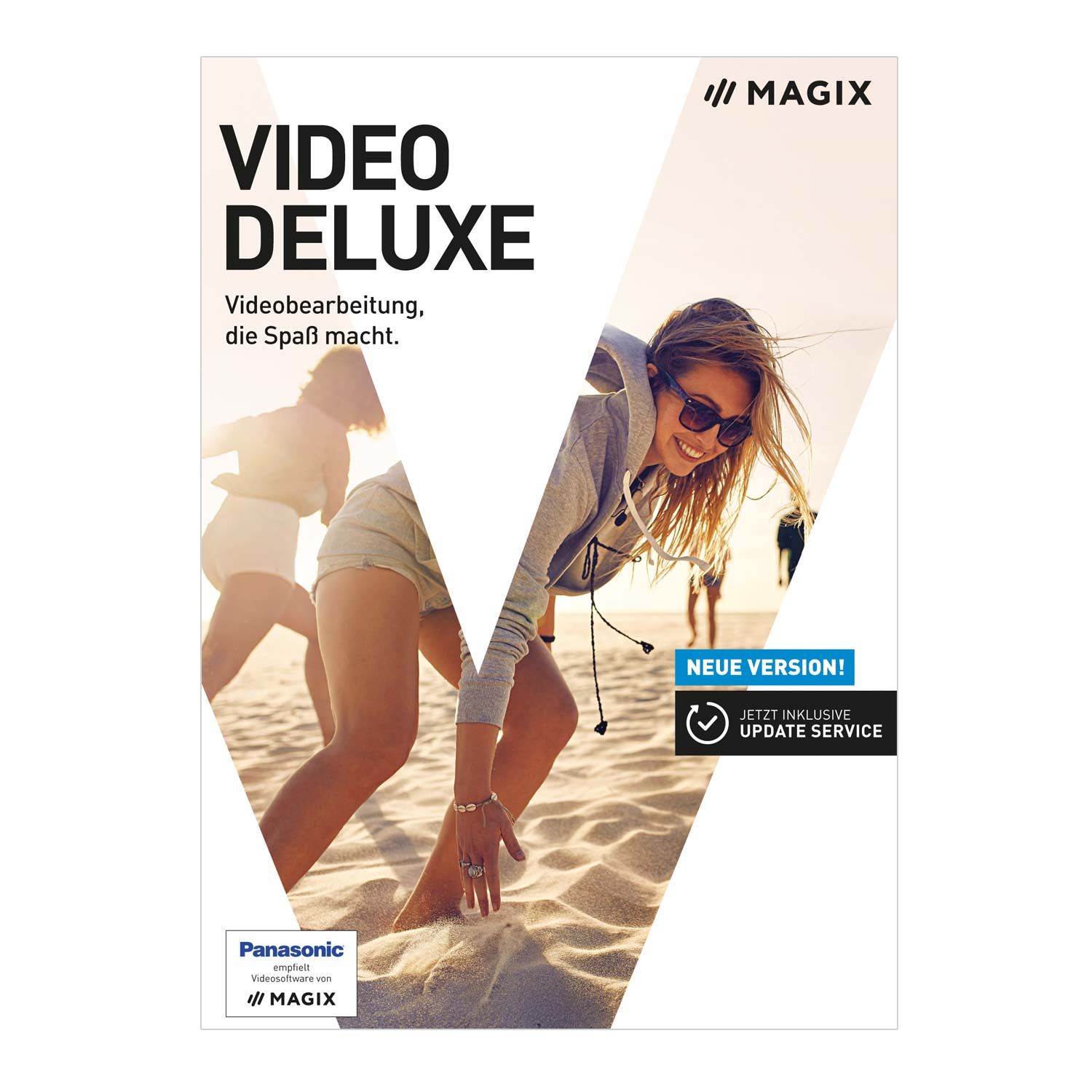 MAGIX Video deluxe [PC]