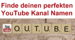 youtube name