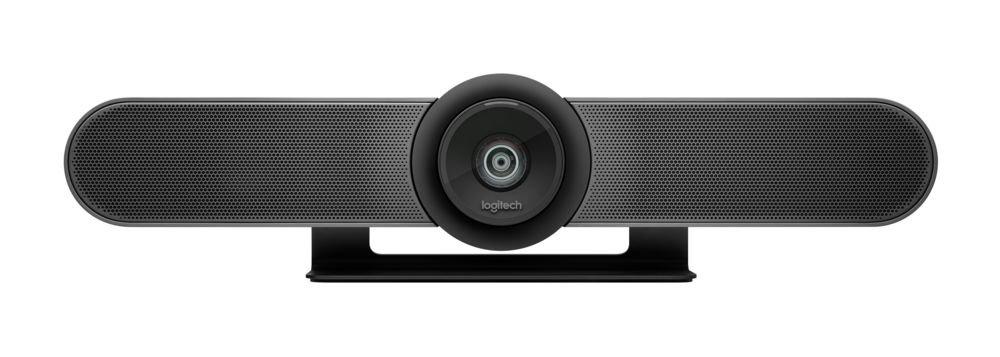 Logitech MeetUp Conference Kamera (mit 120-Grad-Sichtfeld und 4K-Videoqualität)